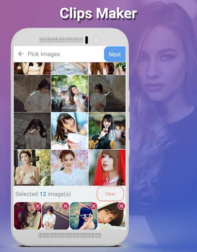 اپلیکیشن ساخت کلیپ های ویدئویی