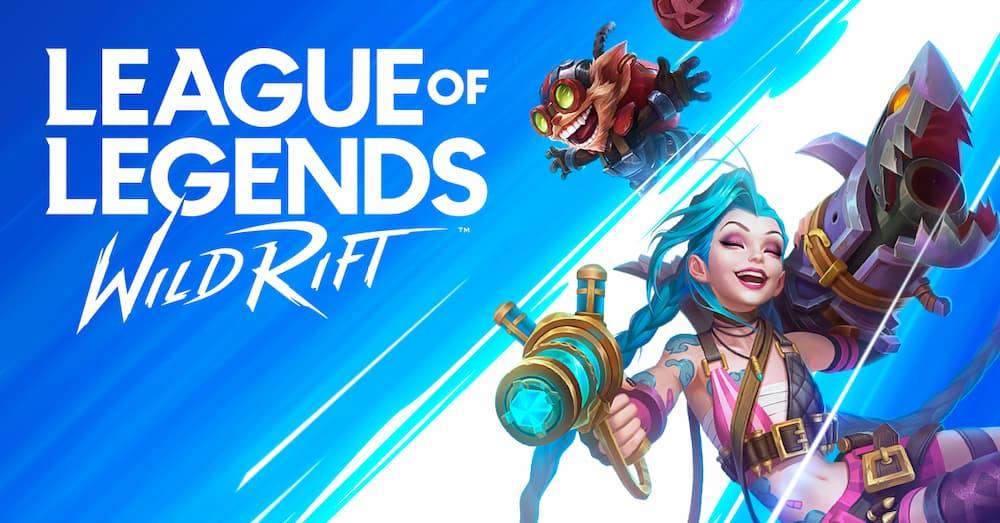 برترین بازی های اندروید League of Legend :Wild Rift