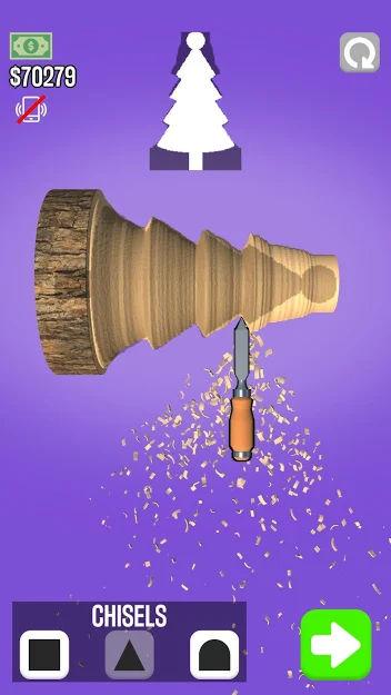 Woodturning – برش چوب (خراطی)