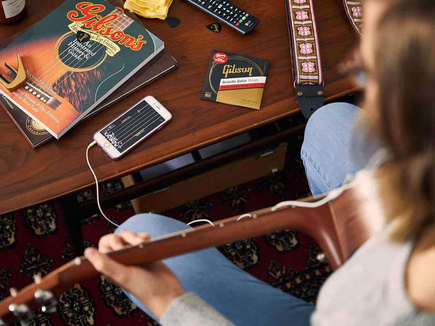 آموزش گیتار در اندروید