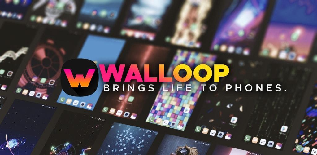 Walloop Pro Video Wallpapers