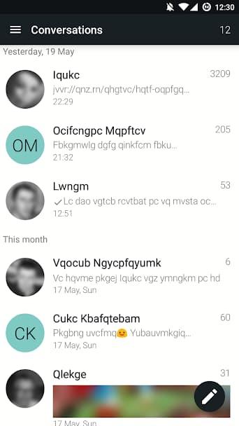 YAATA – SMS/MMS messagingPremium